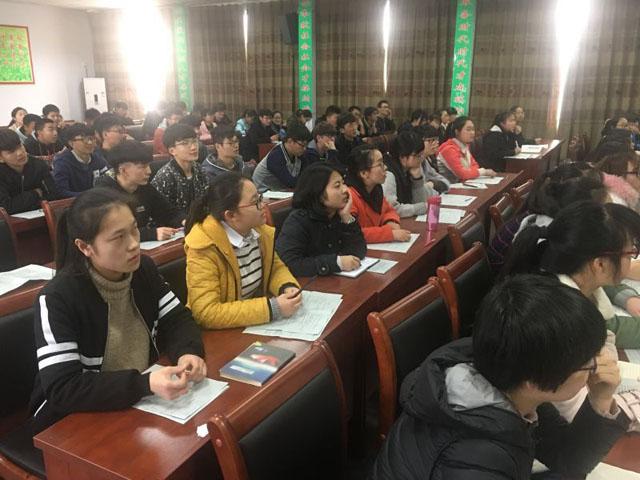 """郑州市第二十九中学举办""""最强讲师""""第二期活动"""